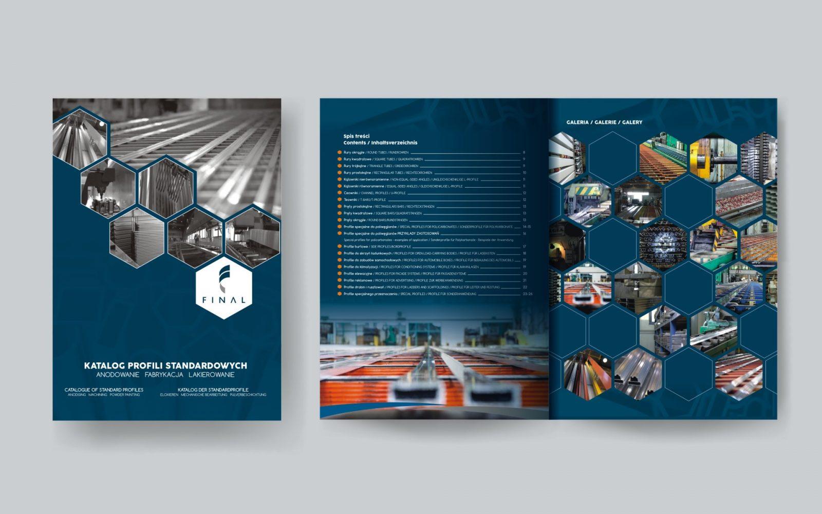 katalog drukarnia a4